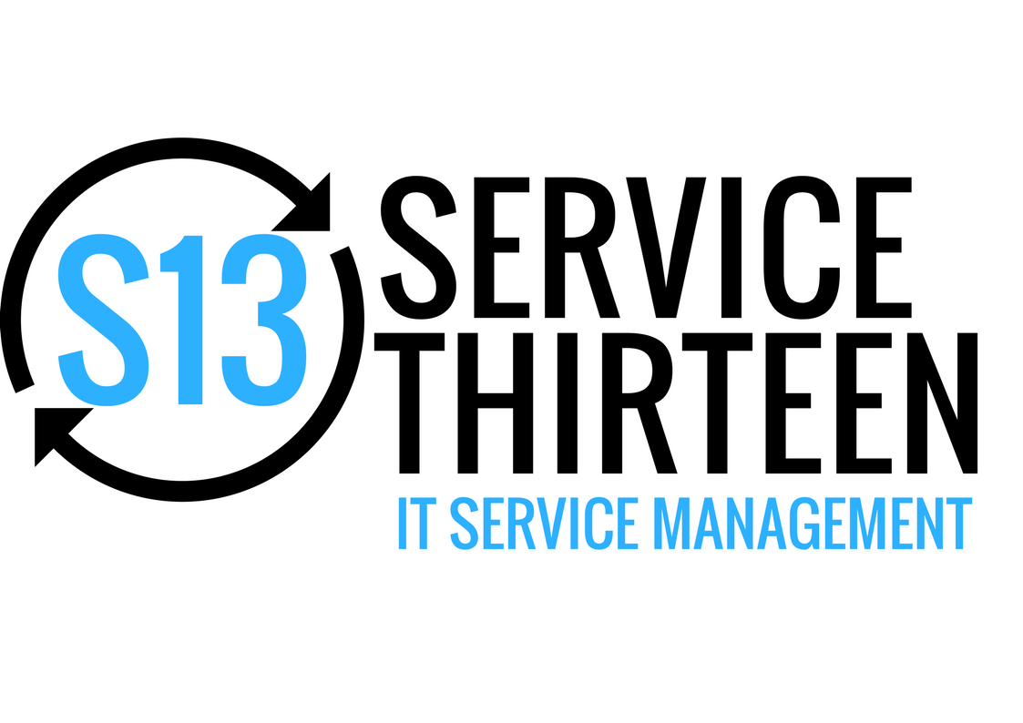 Service Thirteen Logo